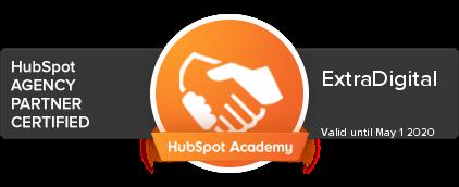 HubSpot Partner Cetification